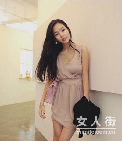 15款时尚甜美日韩连衣裙